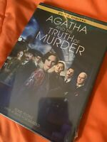 Agatha and the Truth of Murder DVD NEW SEALED AGATHA CHRISTIE