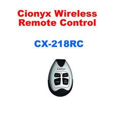 Brand New Cionyx Wireless Remote Control CX-RC218 CX-218RC CXRC218