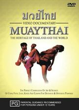 THE ART OF MUAY THAI - SPECIAL EDITION - NEW DVD FREE LOCAL POST