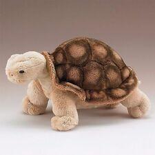 New Desert Tortoise Plush Stuffed Animal Toy Brown Wildlife Reptile Turtle Gift