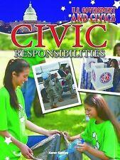 CIVIC RESPONSIBILITIES - KENNEY, KAREN - NEW BOOK