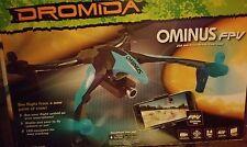 Dromida Ominus FPV UAV Quadcopter Drone RTF , For parts or repair, DIDE02