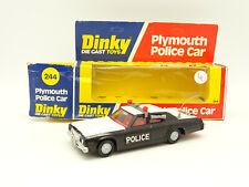 Dinky Toys GB 1/36 - Plymouth Gran Fury Police 244