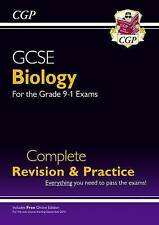 New Grade 9-1 GCSE Biology Complete Revision & Practice with Online Edition...