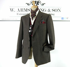 Hip Length Wool Collared Coats & Jackets for Men DAKS