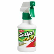 Berkley Gulp! Alive! Fish Attractant Spray 8oz Nightcrawler