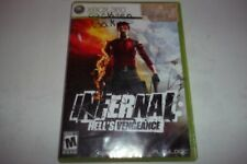 Infernal: Hell's Vengeance  (Xbox 360, 2009) Tested,