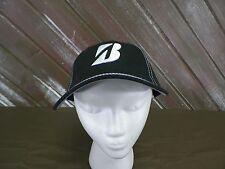 Bridgestone Golf Hat Baseball Cap Golf One Size Strap Back Nice