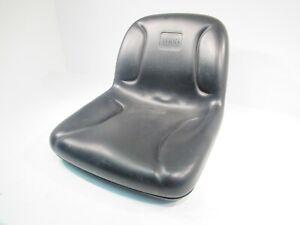 OEM Toro HIGHBACK LAWN MOWER SEAT w/ PRESSURE SWITCH 112-6215 fits LX427