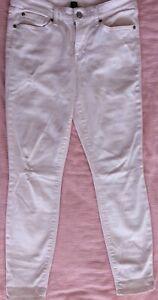 GAP legging skimmer women's very light pink 5 pocket jeans Size 2 EUC