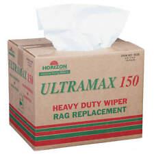 """Dry Wipe,10"""" x 16-1/2"""",White 7920-01-570-3636"""