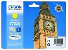 Epson Tinte T7034 Yellow
