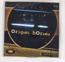 (GM716) Artful / Artless?, Origami Horses - 2014 DJ CD