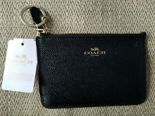 Coach Key Chain And Pouch