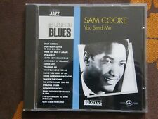 CD SAM COOKE - You Send Me / Les Génies Du Blues - Editions Atlas