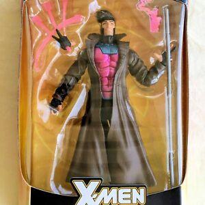 GAMBIT X-Men Marvel Legends 6-Inch Action Figure BAF CALIBAN - NIB