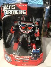 MISB Transformers Optimus Prime Premium Series Leader Class ROTF