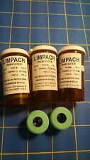 Limpach Fresh Cuts (3 Pairs) 13/16 tall 3/32 axle Green Mid America Raceway