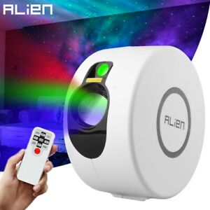 STAR GALAXY LASER PROJECTOR REMOTE STARRY SKY STAGE LIGHTS EFFECT BEDROOM KIDS