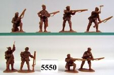 British 1:32 Military Personnel Toy Soldiers