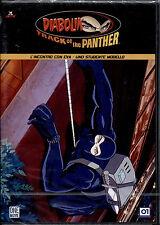 DIABOLIK Track of the  Panther vol. 4 - DVD NUOVO E SIGILLATO, ITALIANO, NO IMP