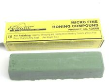Formax Green Chrome Oxide Honing Compound 6 oz.bar For Strop Buffing Polishing