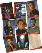Babylon 5 Special Edition SE - 72 Card Basic/Base Set - Skybox 1997
