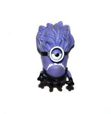 Despicable Me 2 One Eyed Evil Purple Minion Loose Action Figure
