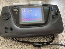 sega game gear console