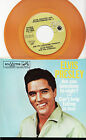 ELVIS PRESLEY - ARE YOU LONESOME TONIGHT 1984 Gold Vinyl Single! MINT!