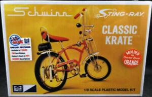 MPC 914 Schwinn Sting-Ray Classic Krate Bike (orange) Plastic Model Kit 1/8