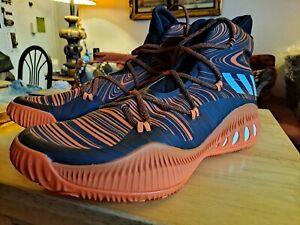 "New Adidas Crazy Explosive Boost   ""BRAND NEW"" size 17 M"