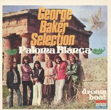 GEORGE BAKER SELECTION - Paloma blanca / Dream boat 3TR CDS 1999 SCHLAGER / POP