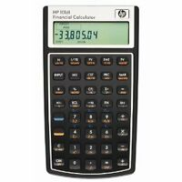 Hewlett Packard HP10B-II+ Financial Calculator