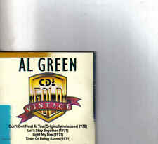 Al Green-Vintage 3 inch cd maxi single