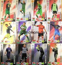 Adrenalyn XL Champions League 2012/2013 - Goal Stopper aussuchen