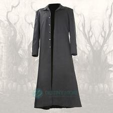 Matrix Long Gothic Trench Coat Gothic Coat