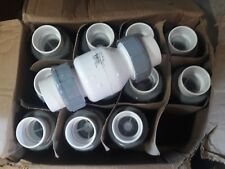 12 ~ NDS ~ 1700-20 ~ 2 PVC True Union Spring Check Valve's