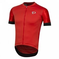 Pearl Izumi Elite Pursuit Speed Jersey - Mens Large - Rogue Red Diffuse