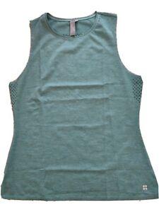 Sweaty Betty Endurance Running Vest top size M