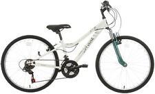 "Apollo Vivid Kids MTB Mountain Bike Bicycle 24"" 18 Shimano Gears V-brakes D3"
