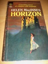 HORIZAN BY HELEN MACINNES (PAPERBACK 1968) DELL