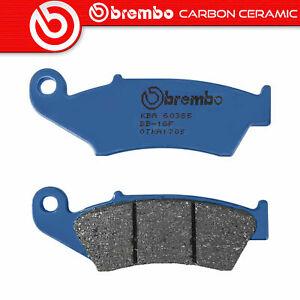 Pastiglie Freno Brembo Ceramic Anteriori per HONDA NX 250 DOMINATOR 1991>1993