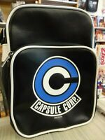 Dragon Ball Capsule Corp Emblem Official Commuter Bag