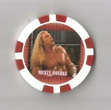 MICKEY ROURKE STARRING IN THE WRESTLER   FIGHT COLLECTOR  CHIP