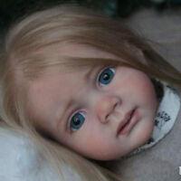 "Fritzi Doll Kit By Karola Wegerich Reborn Baby Toddler Doll Kit@25""@BodyInclude"