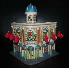 Dept 56 Hollydale's Department Store Heritage Village Collection
