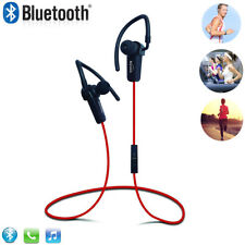 Wireless Bluetooth Noise Canceling Headset Headphone w/ Mic For Tablet PC Laptop