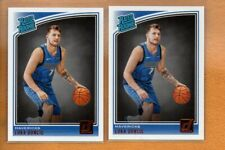 Luka Doncic 2018-19 Donruss Rated Rookies RC #177 Lot 2