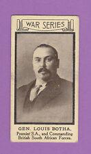 SOLITE  FLOUR -  VERY  RARE  MILITARY  CARD  -  WAR  PORTRAITS  NO. 26  - 1915